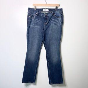 torrid Jeans - Torrid Demi Boot Cut Jeans